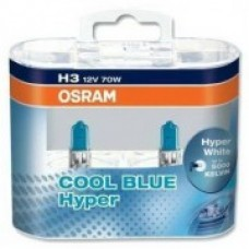 Купить лампы OSRAM H3 COOL BLUE INTENSE (к/т-2шт)